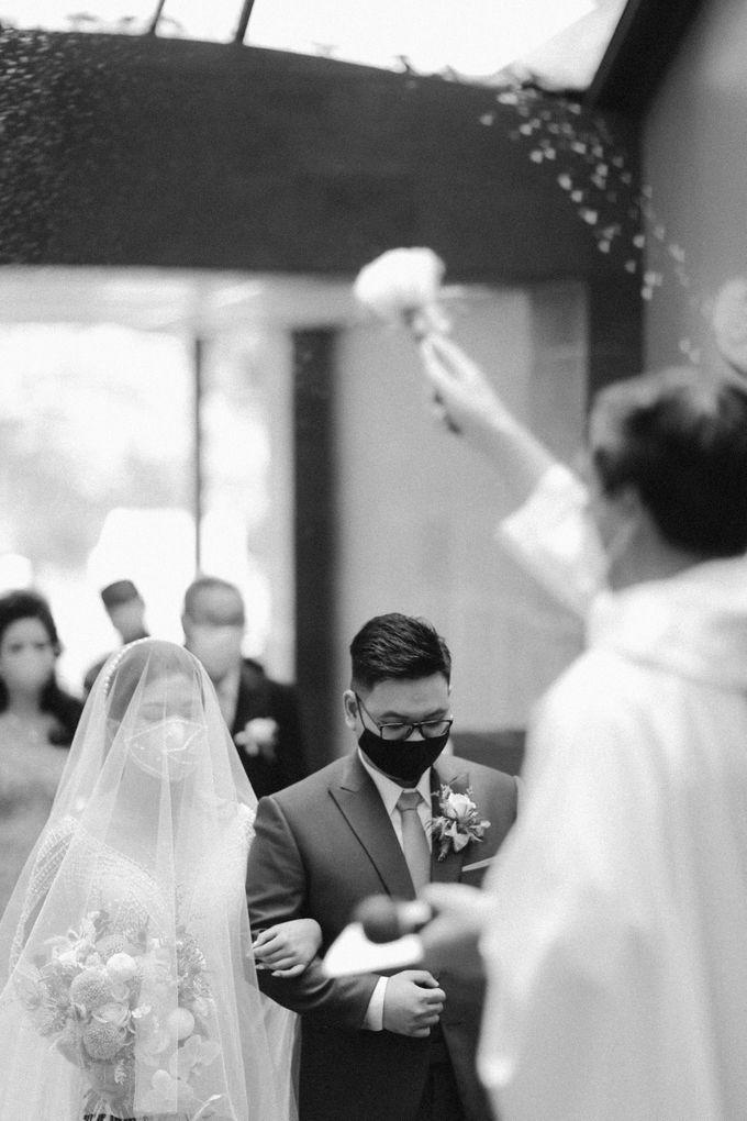 The Wedding Of Edwin & Raissa by delazta wedding coordinator - 038