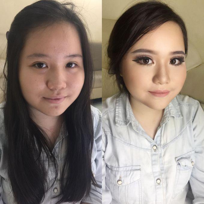 Test Makeup by Juny Veniera Makeup Artist - 001