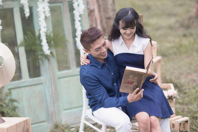 Ryandi and Lea Prewedding by Capotrait Photography - 014