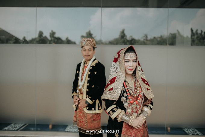 Wedding of Ines & Rizki by Muthia Catering - 007