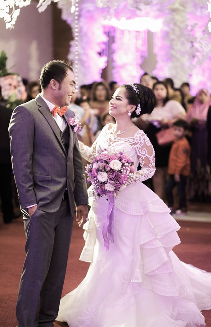Wedding story of Gretha & Michael by Video Art - 044