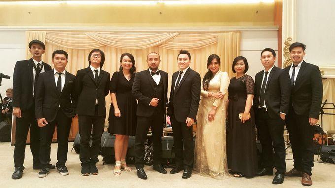 Wedding Abraham & Clara by Hanny N Co Orchestra - 002