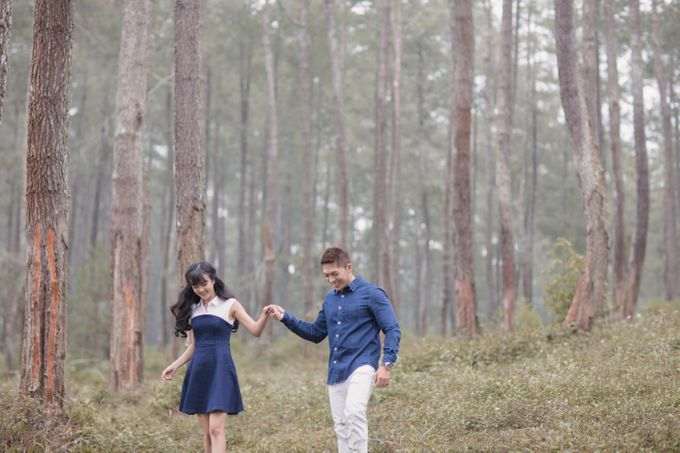 Ryandi and Lea Prewedding by Capotrait Photography - 015
