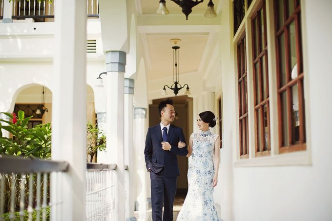 Albert & Jocelyn - Wedding Day by Grand City Mall & Convex - 021