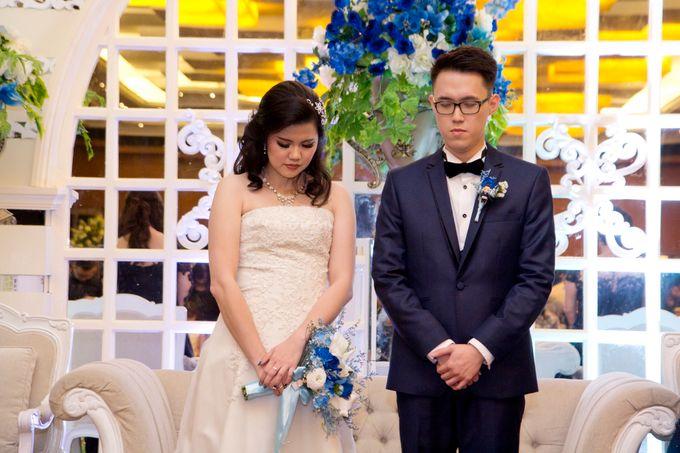 Weddding day of Andika & Devi at Angke Restaurant Kelapa Gading by Angke Restaurant & Ballroom Jakarta - 002