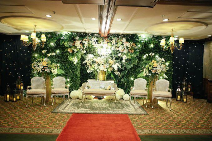 Traditional Wedding of Ami & Adi by MERCANTILE PENTHOUSE WEDDING - 001