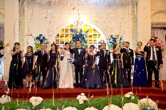 Weddding day of Andika & Devi at Angke Restaurant Kelapa Gading by Angke Restaurant & Ballroom Jakarta - 010