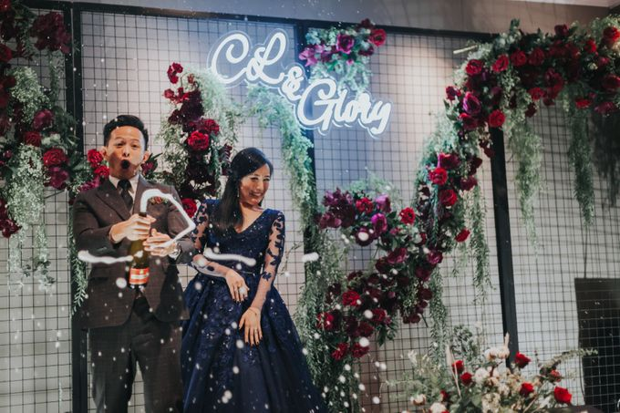 Tying the Knot for Cheng Liang and Glory by Multifolds Productions - 046