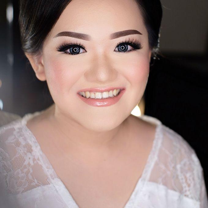 My Bride 2018 by VA Make Up Artist - 007