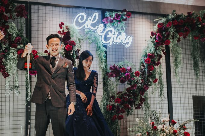 Tying the Knot for Cheng Liang and Glory by Multifolds Productions - 044