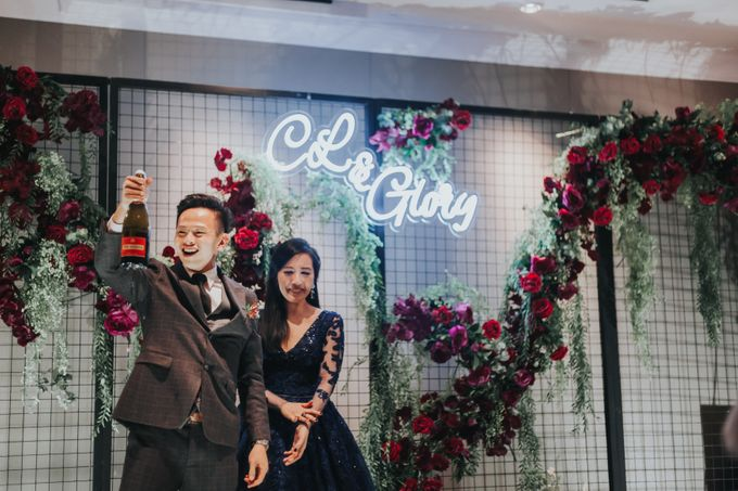 Tying the Knot for Cheng Liang and Glory by Multifolds Productions - 045