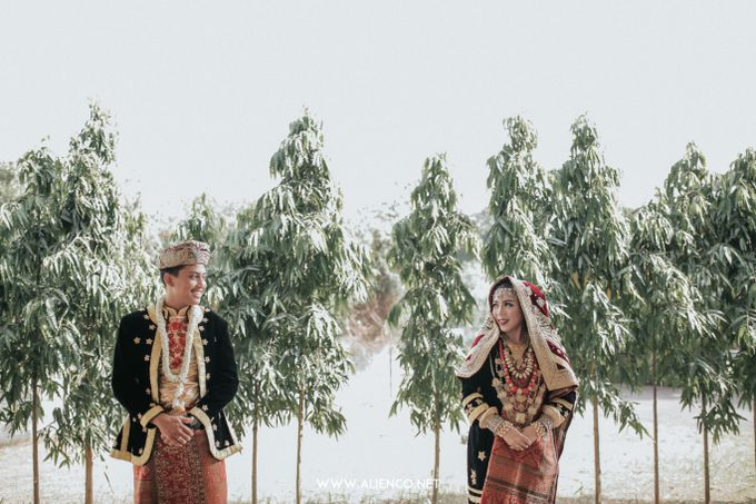 Wedding of Ines & Rizki by Muthia Catering - 009