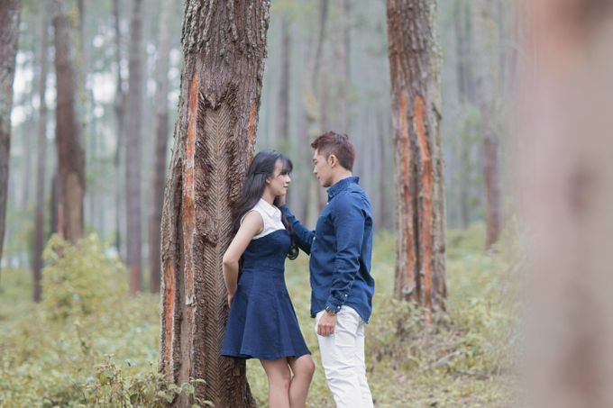 Ryandi and Lea Prewedding by Capotrait Photography - 016
