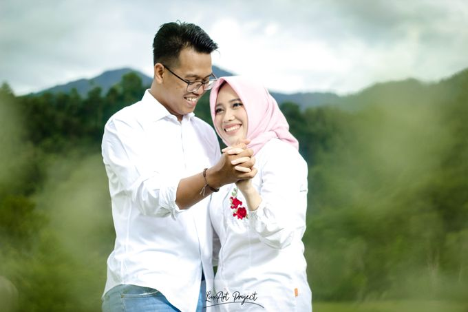 Pre Wedding Retno & Agung by LuxArt Project - 001