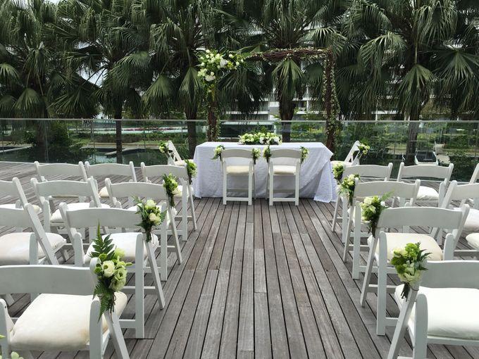 Wedding with W Singapore - Sentosa Cove by W Singapore - Sentosa Cove - 006