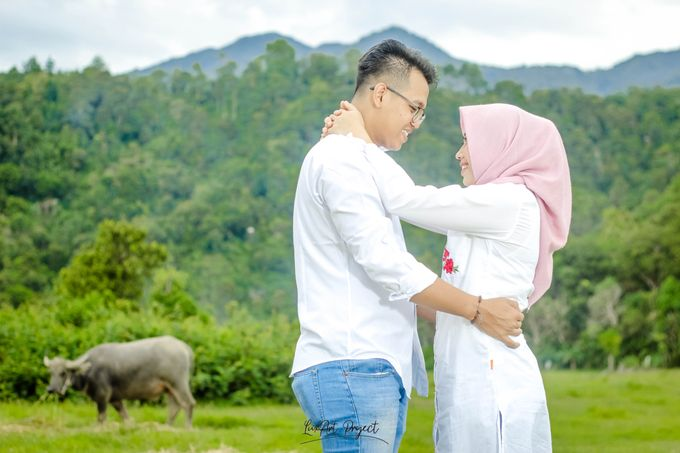 Pre Wedding Retno & Agung by LuxArt Project - 002