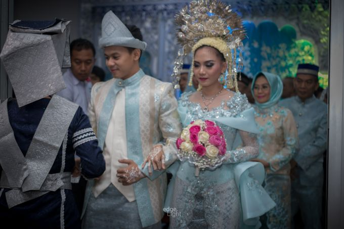 The Wedding of Savira & Redha by EdgeLight Production - 001