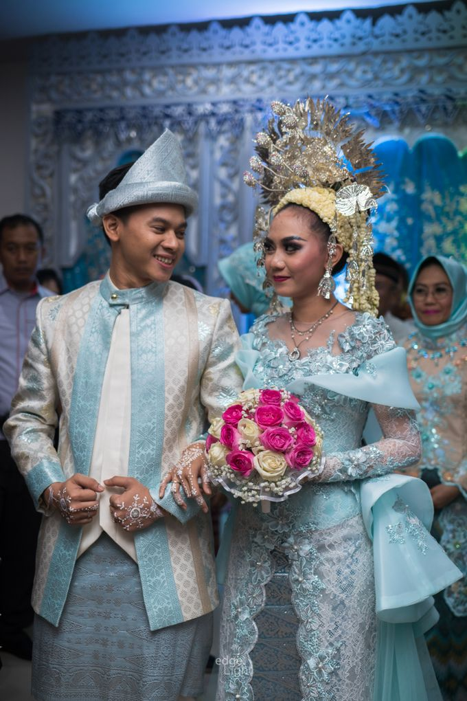 The Wedding of Savira & Redha by EdgeLight Production - 002