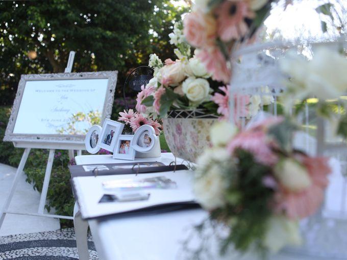 Wedding at Villa The Sanctus in Uluwatu by Bali Tie d' Knot - 018