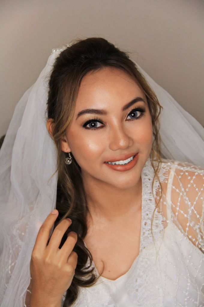 Wedding Makeup Look by by_ifdabeng - 007