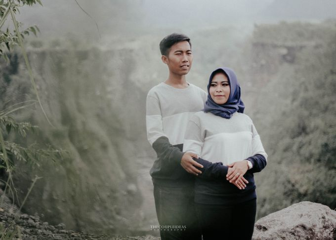 Prewedding of Nirma & Huda by Thecoupleideas Photo - 001