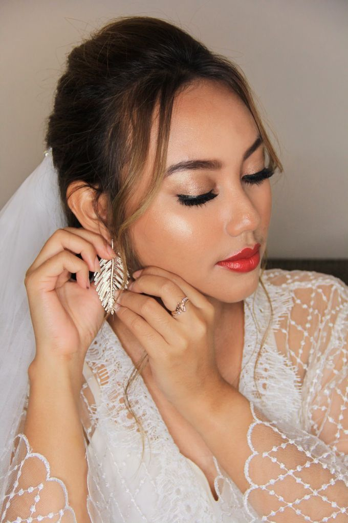 Wedding Makeup Look by by_ifdabeng - 005