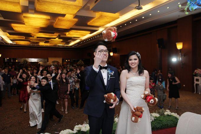 Weddding day of Andika & Devi at Angke Restaurant Kelapa Gading by Angke Restaurant & Ballroom Jakarta - 008