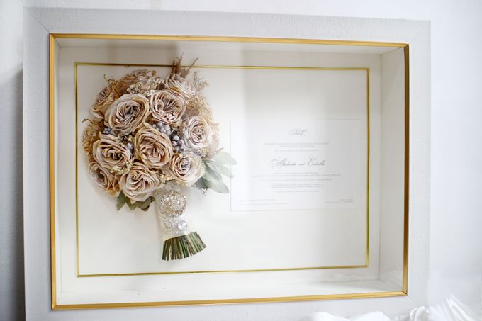 Classic Wedding by Teddy Manuel by Camila V Flower Preservation Studio - 003