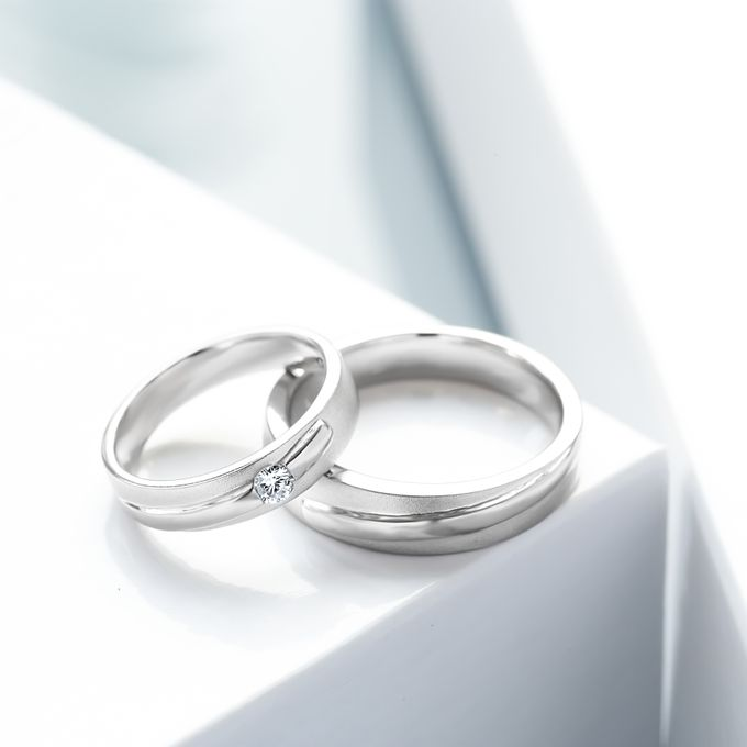 Wedding Ring - Simply Collection by ORORI - 013
