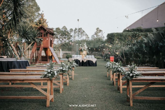 Wedding of Ines & Rizki by Muthia Catering - 018