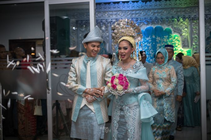 The Wedding of Savira & Redha by EdgeLight Production - 003