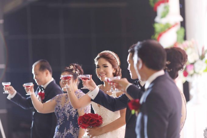 Rika & William Wedding - BRP SMESCO Convention by Imperial Photography - 007