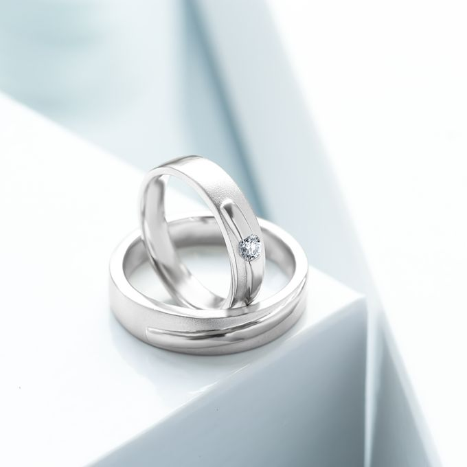 Wedding Ring - Simply Collection by ORORI - 015