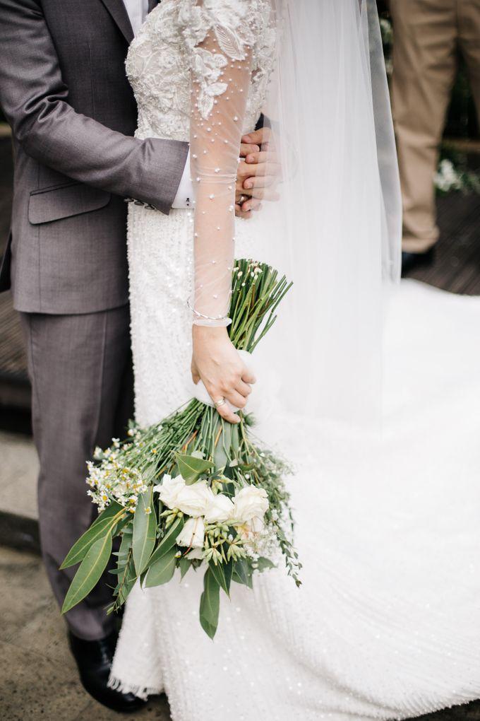 Antony & Fitri Wedding by Catalina Flora - 006