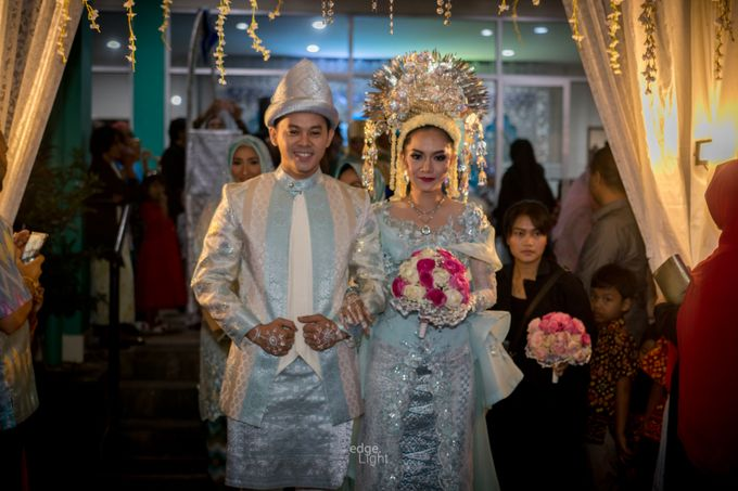 The Wedding of Savira & Redha by EdgeLight Production - 004
