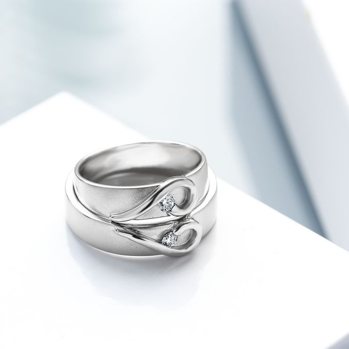 Wedding Ring - Simply Collection by ORORI - 016