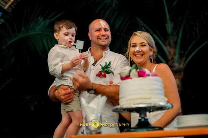 Dan & Hayley Wedding by Holiday Inn Resort Bali Benoa - 010