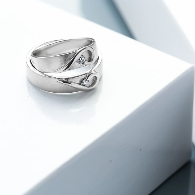 Wedding Ring - Simply Collection by ORORI - 017