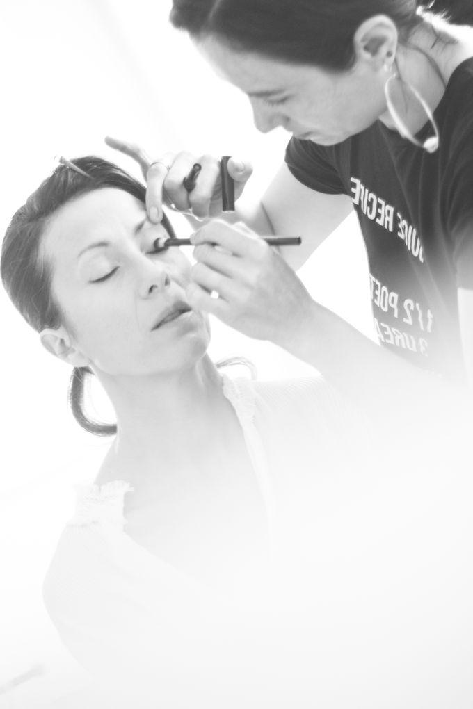 Make-up & Hair for Valentina by Adelina Popa - 001