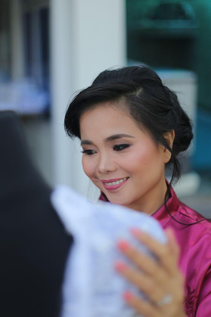 Bicol Wedding by Shula Makeup Artistry - 002