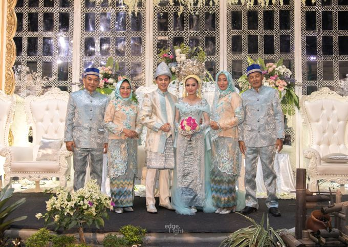 The Wedding of Savira & Redha by EdgeLight Production - 005