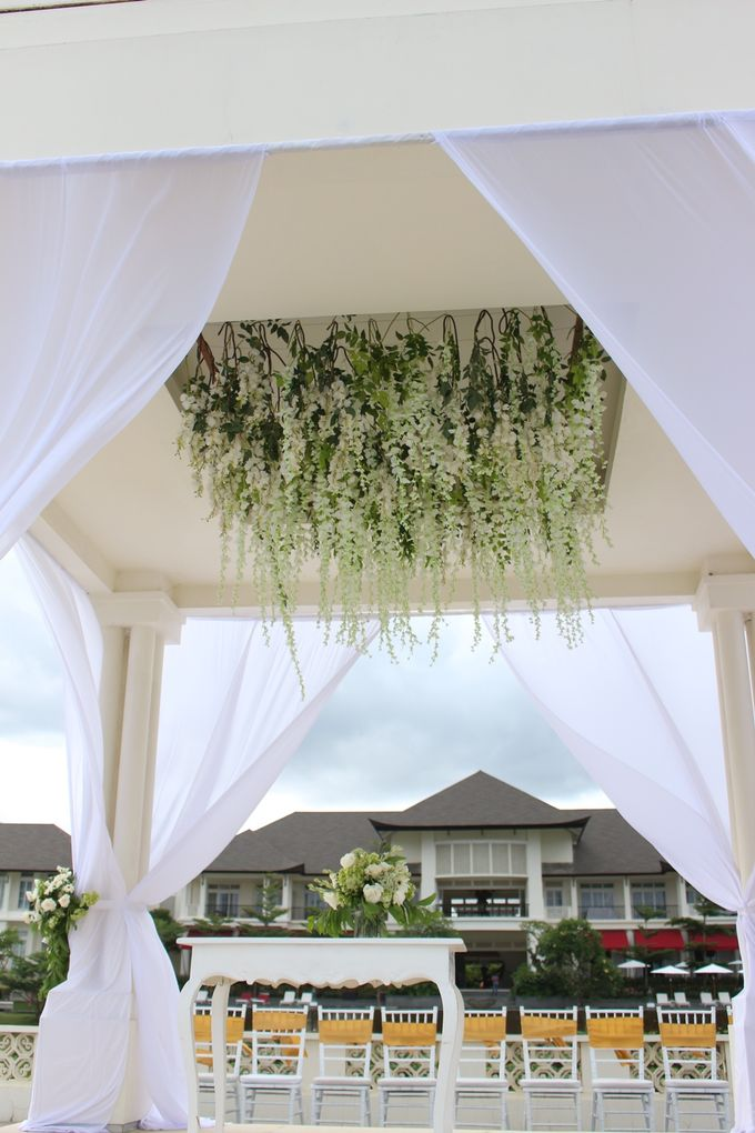 DICKY AND MARIANA WEDDING by Rumah Luwih Beach Resort - 001