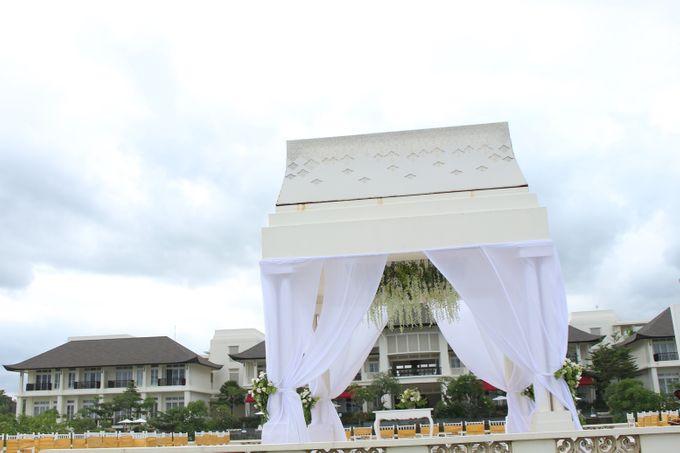 DICKY AND MARIANA WEDDING by Rumah Luwih Beach Resort - 002