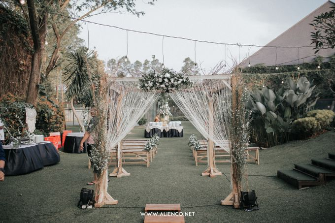 Wedding of Ines & Rizki by Muthia Catering - 020