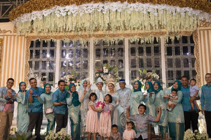 The Wedding of Savira & Redha by EdgeLight Production - 007