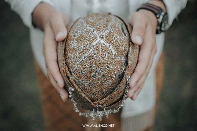 The Wedding Yuzar & Fathur by alienco photography - 003