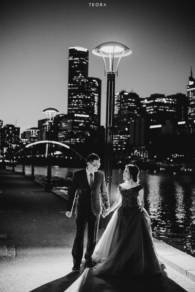 Henry & Milla Melbourne Prewedding by Dewi Tan Makeup - 035