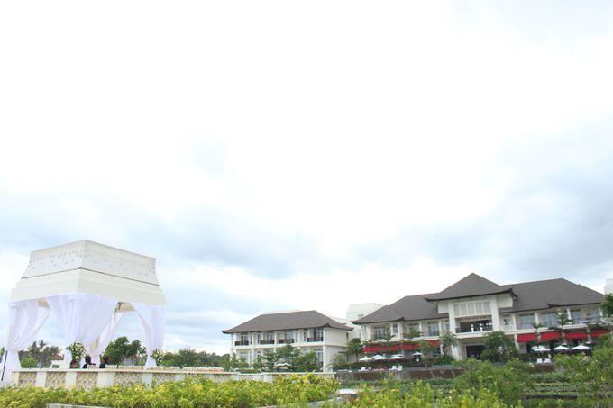 DICKY AND MARIANA WEDDING by Rumah Luwih Beach Resort - 003