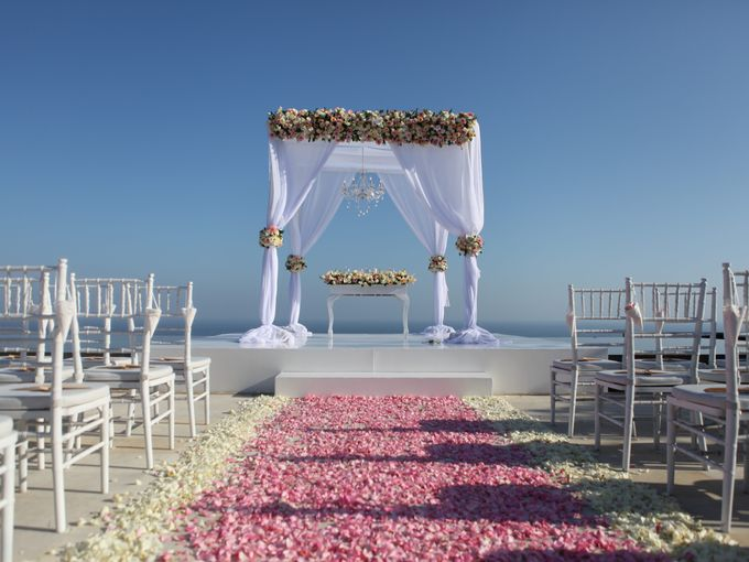 Wedding at Villa The Sanctus in Uluwatu by Bali Tie d' Knot - 007
