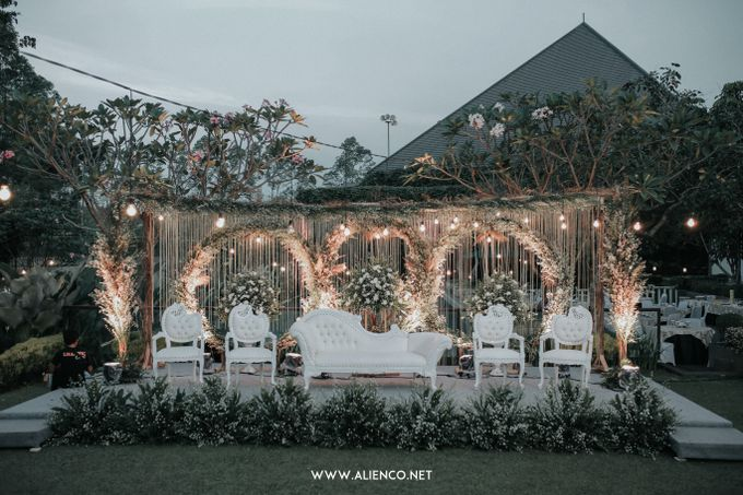 Wedding of Ines & Rizki by Muthia Catering - 021